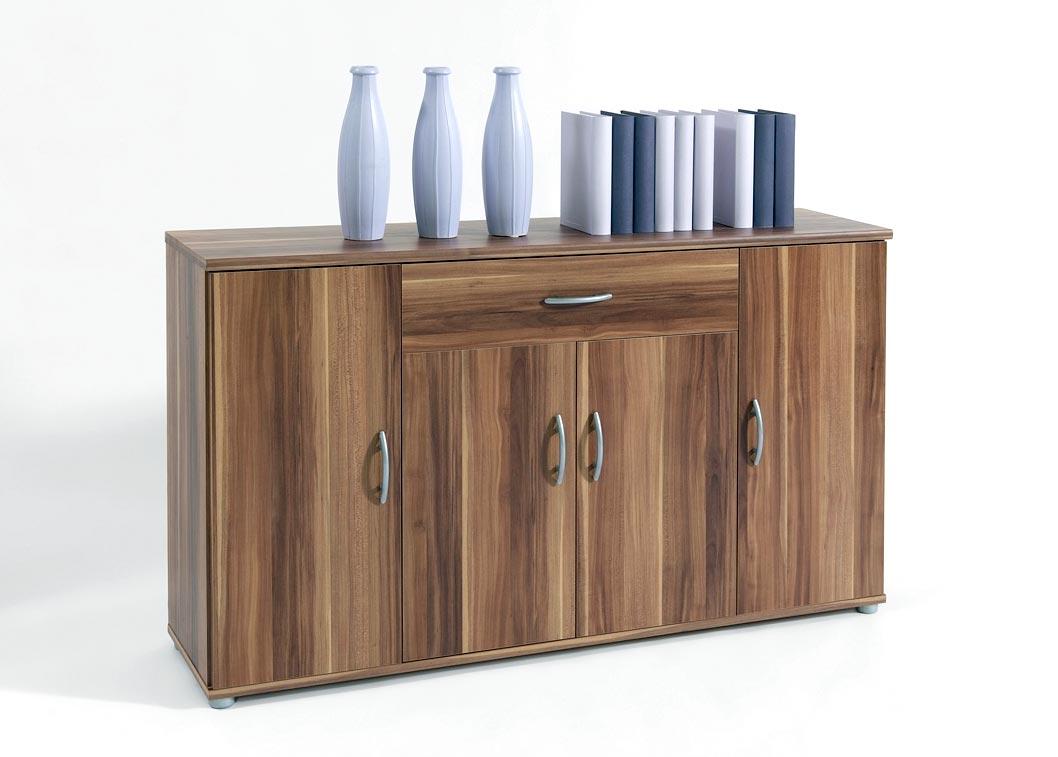 kommode sideboard highboard mehrzweckschrank anrichte. Black Bedroom Furniture Sets. Home Design Ideas