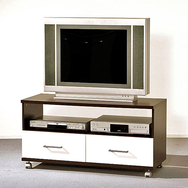 tv m bel hifi unterschrank tv rack kommode lowboard regal. Black Bedroom Furniture Sets. Home Design Ideas