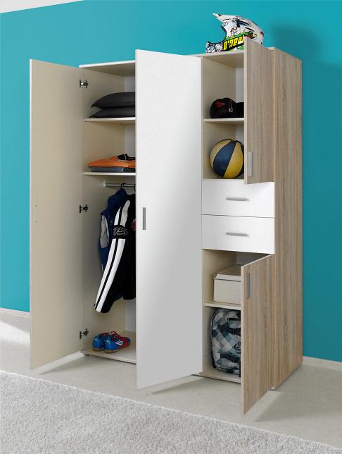 babyzimmer kinderzimmer komplett set babymatratze komplettset elisa in. Black Bedroom Furniture Sets. Home Design Ideas