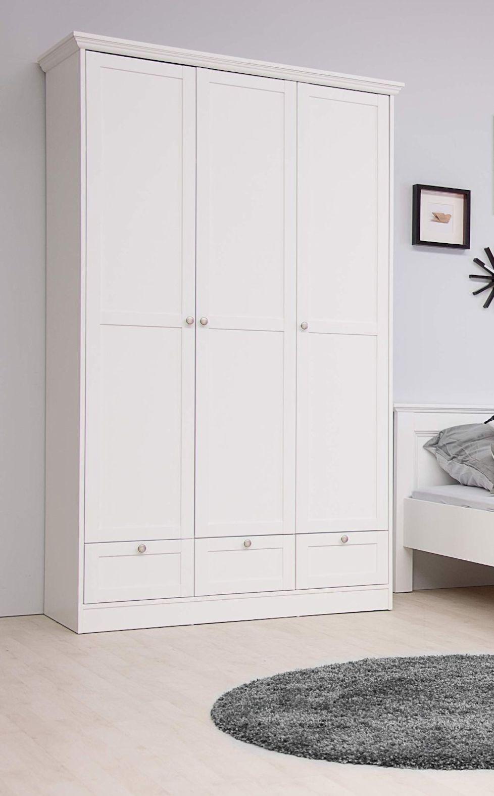 landhaus kleiderschrank schlafzimmer wohnzimmer diele flur stockholm 3 t rig ebay. Black Bedroom Furniture Sets. Home Design Ideas