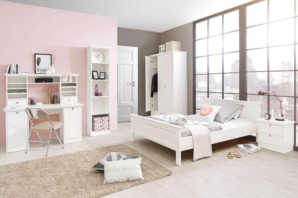 Schlafzimmer STOCKHOLM Im Landhausstil (SET 3)